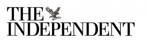 The Independent newspaper masthead